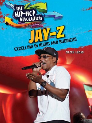cover image of Jay-Z