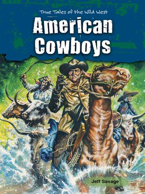 cover image of American Cowboys