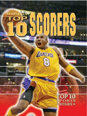 cover image of Basketball's Top 10 Scorers