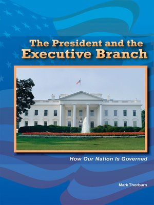 cover image of The President and the Executive Branch