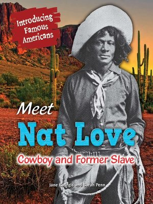 cover image of Meet Nat Love