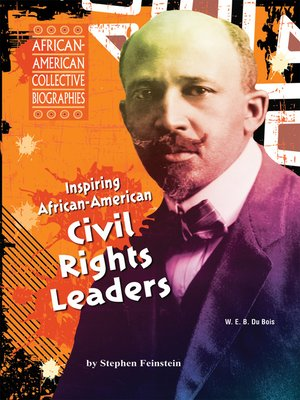 cover image of Inspiring African-American Civil Rights Leaders
