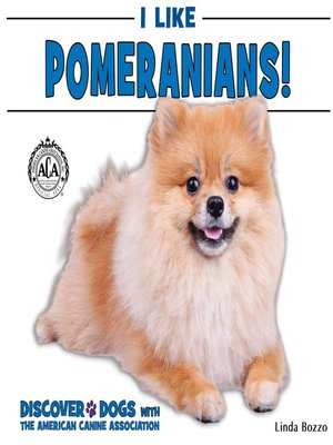 cover image of I Like Pomeranians!