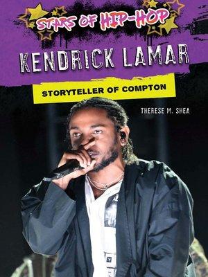 cover image of Kendrick Lamar