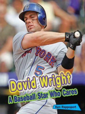 cover image of David Wright