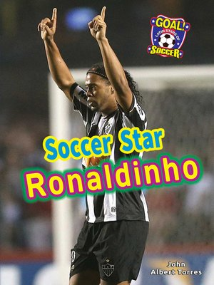 cover image of Soccer Star Ronaldinho
