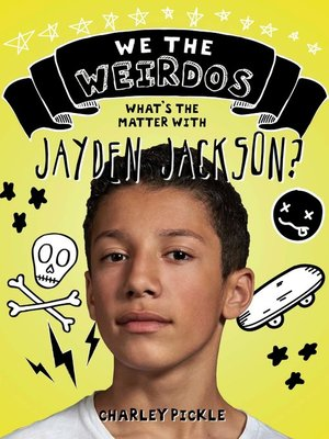 cover image of What's the Matter with Jayden Jackson?