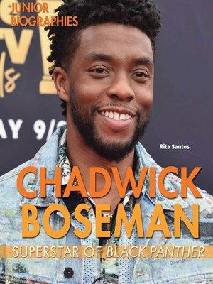 cover image of Chadwick Boseman