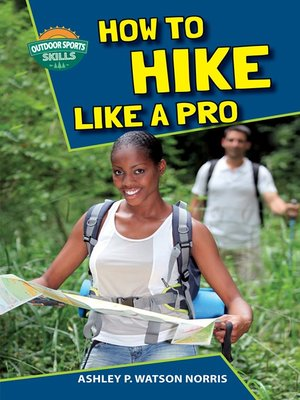 cover image of How to Hike Like a Pro