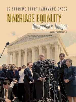cover image of Marriage Equality