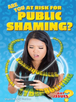 cover image of Are You at Risk for Public Shaming?