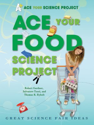 cover image of Ace Your Food Science Project