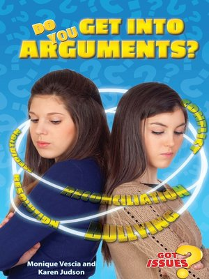 cover image of Do You Get Into Arguments?