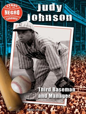 cover image of Judy Johnson