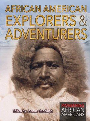 cover image of African American Explorers & Adventurers