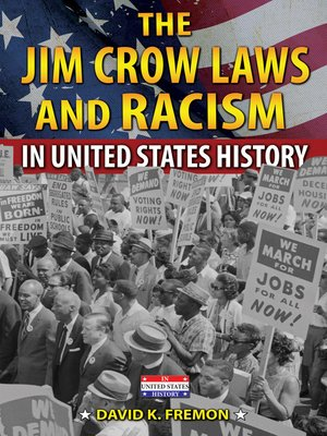 cover image of The Jim Crow Laws and Racism in United States History