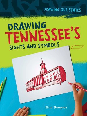 cover image of Drawing Tennessee's Sights and Symbols