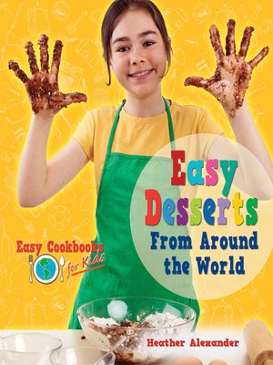 cover image of Easy Desserts From Around the World