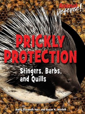 cover image of Prickly Protection