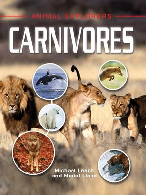 cover image of Carnivores
