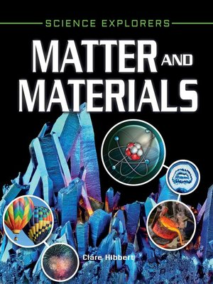 cover image of Matter and Materials