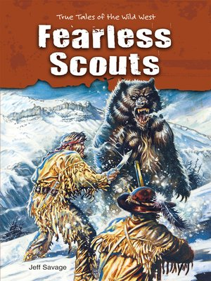 cover image of Fearless Scouts