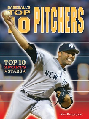 cover image of Baseball's Top 10 Pitchers