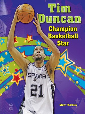 cover image of Tim Duncan