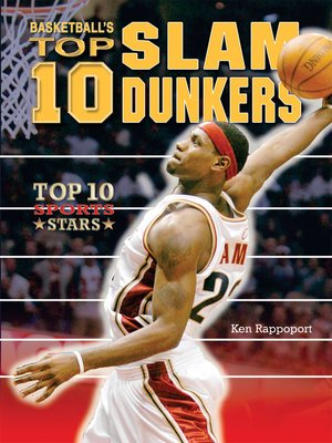 cover image of Basketball's Top 10 Slam Dunkers