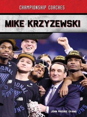 cover image of Mike Krzyzewski