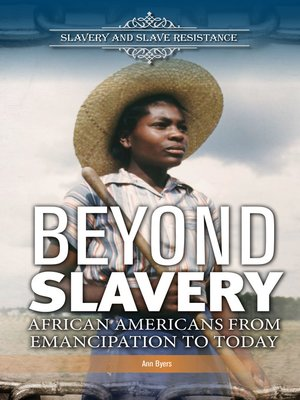 cover image of Beyond Slavery