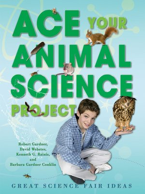 cover image of Ace Your Animal Science Project