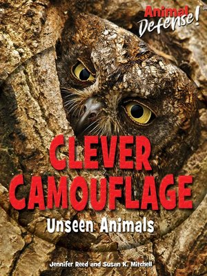 cover image of Clever Camouflage