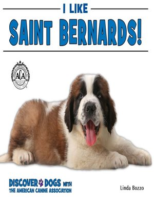 cover image of I Like Saint Bernards!