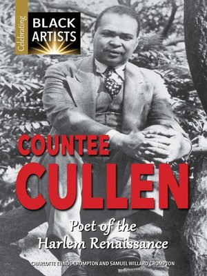 cover image of Countee Cullen