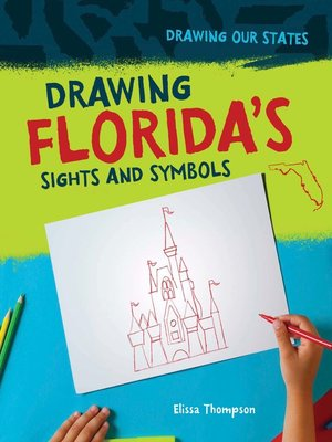 cover image of Drawing Florida's Sights and Symbols