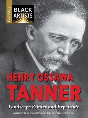 cover image of Henry Ossawa Tanner