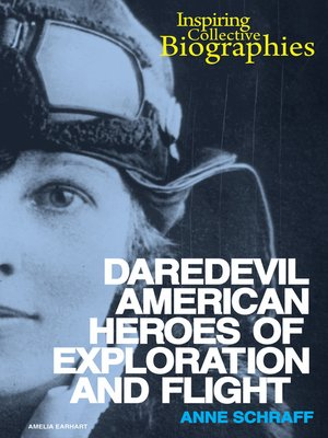 cover image of Daredevil American Heroes of Exploration and Flight
