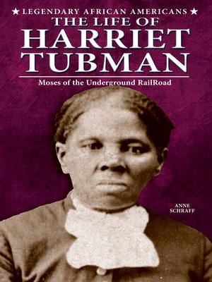 cover image of The Life of Harriet Tubman