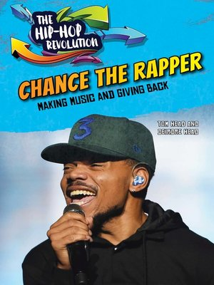 cover image of Chance the Rapper