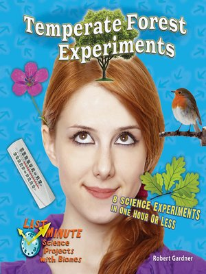 cover image of Temperate Forest Experiments