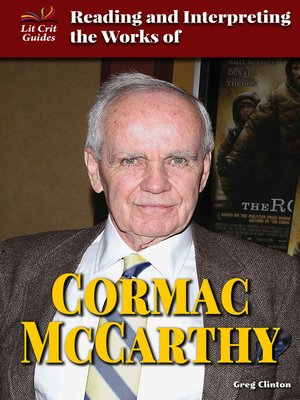 cover image of Reading and Interpreting the Works of Cormac McCarthy