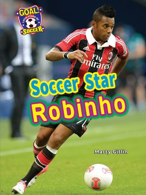 cover image of Soccer Star Robinho