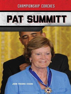 cover image of Pat Summitt