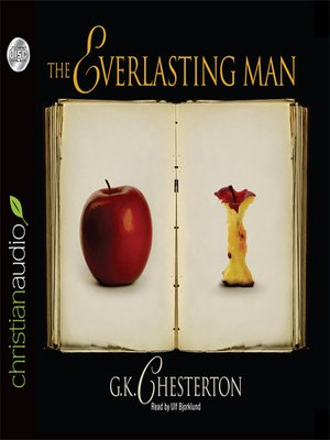 cover image of The Everlasting Man