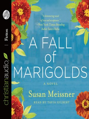 cover image of Fall of Marigolds