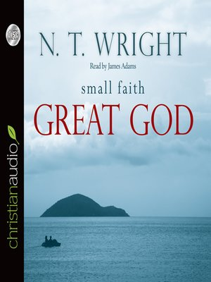 cover image of Small Faith, Great God