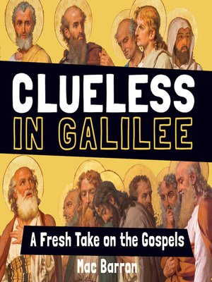 cover image of Clueless in Galilee