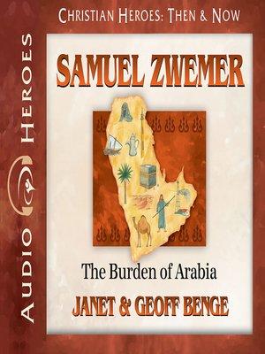 cover image of Samuel Zwemer