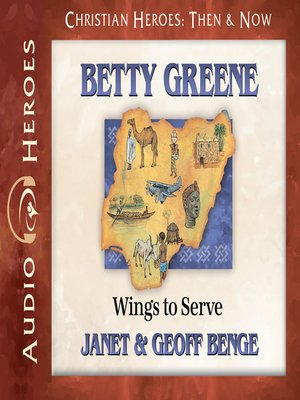 cover image of Betty Greene